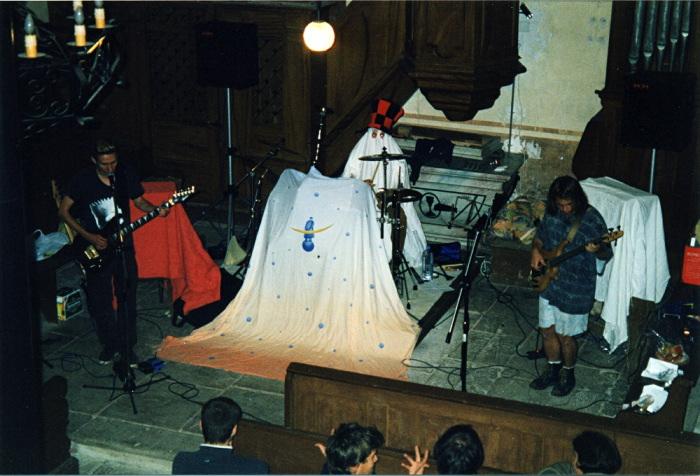 « Patatoïdal Delirium Last Concerto », Spuds'r Ace, le 30 août 1997 au temple d'Échenans-sous-Mont-Vaudois (70)